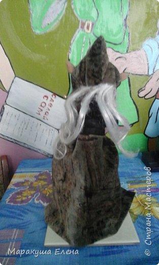 Вот такого эльфа можно подарить на день рождения)) поставите его рядом с  тайничком,и он принесёт удачу)) Доходы будут приумножаться)) Его рост 25 см.. фото 3