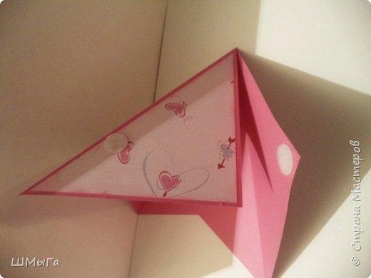 Мои первоклашки начинают осваивать композицию в открытках. Работа Полины. фото 18
