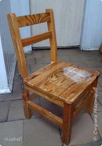 Сегодня я к вам со своими стульями, так что табуретки присесть не предлагайте. фото 2