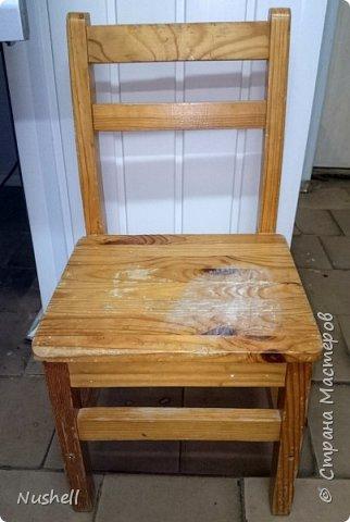 Сегодня я к вам со своими стульями, так что табуретки присесть не предлагайте. фото 6
