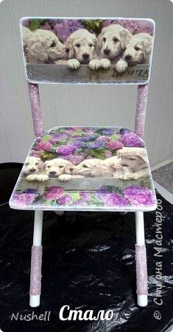 Сегодня я к вам со своими стульями, так что табуретки присесть не предлагайте. фото 10