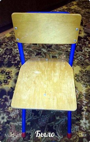 Сегодня я к вам со своими стульями, так что табуретки присесть не предлагайте. фото 11