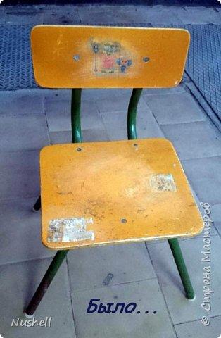 Сегодня я к вам со своими стульями, так что табуретки присесть не предлагайте. фото 9