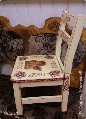 Сегодня я к вам со своими стульями, так что табуретки присесть не предлагайте. фото 1