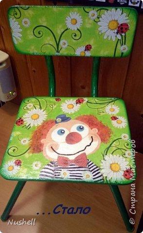 Сегодня я к вам со своими стульями, так что табуретки присесть не предлагайте. фото 8