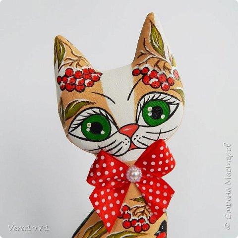 Кошечка двусторонняя фото 2