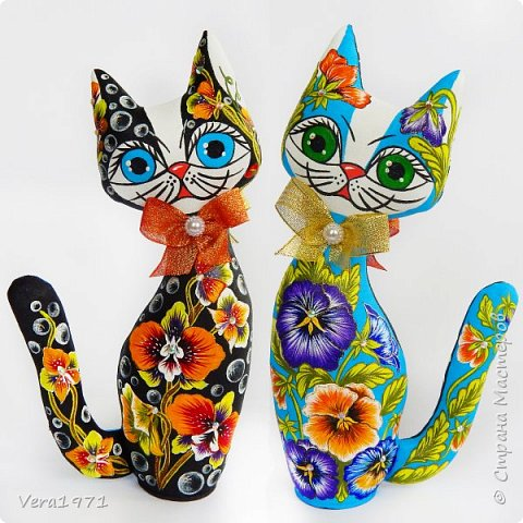 Кошечка двусторонняя фото 1