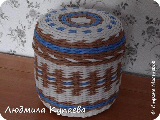 Великолепие бумажного плетения фото 1