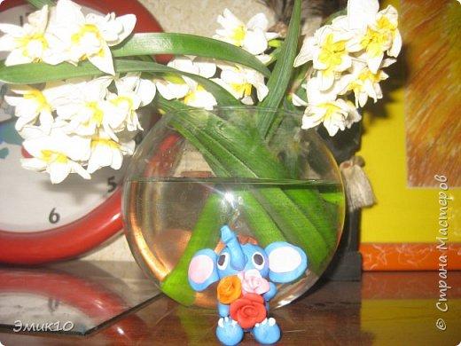 Вот нашла старые фотки,что мастерила на 8 марта маме))) фото 4