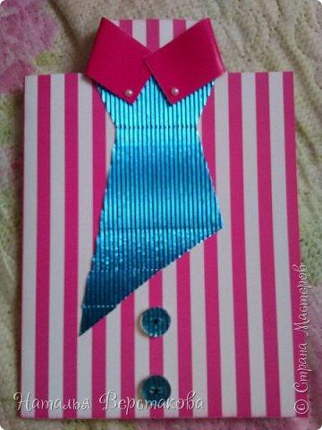 Девочки, девушки, женщины поздравляю с наступающим !!!!!!!!!! Мы с младшей дочерью тоже готовимся))))) Делаем подарочки и открытки. фото 17