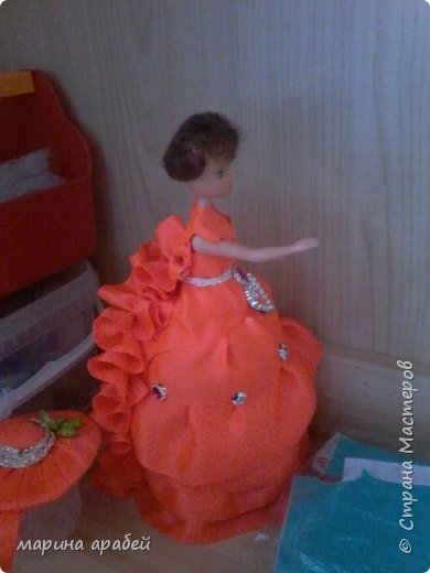 Куклы шкатулки фото 6