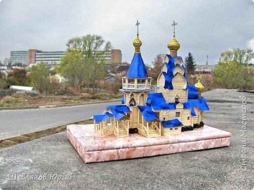 Екатеринбург, Церковь Касперовской иконы Божией Матери фото 1