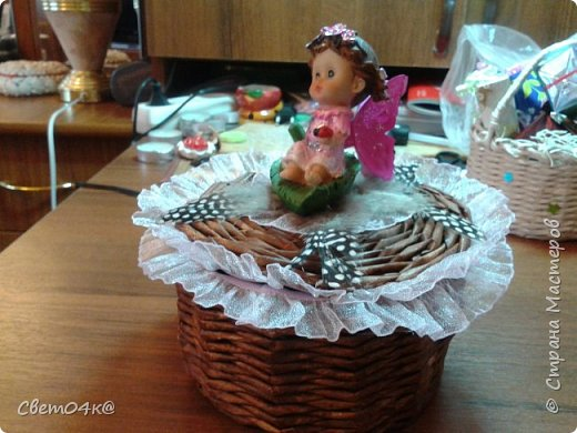 Шкатулка для принцессы. фото 1