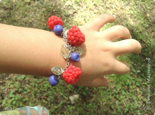 Решила сделать браслеты  для подружек сестрёнки. Сами браслеты из полимерной глины и фурнитуры. фото 4