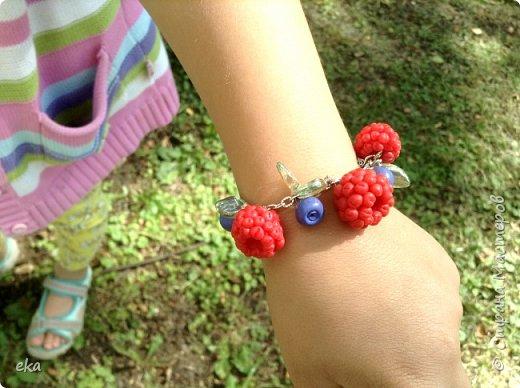 Решила сделать браслеты  для подружек сестрёнки. Сами браслеты из полимерной глины и фурнитуры. фото 3