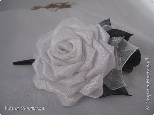 Очень люблю делать розы, хоть и сделала их уже не мало, но всё равно нравится.... фото 6