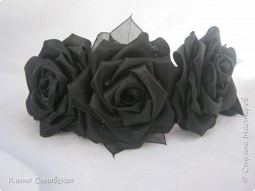 Очень люблю делать розы, хоть и сделала их уже не мало, но всё равно нравится.... фото 7