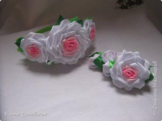Очень люблю делать розы, хоть и сделала их уже не мало, но всё равно нравится.... фото 4