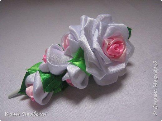 Очень люблю делать розы, хоть и сделала их уже не мало, но всё равно нравится.... фото 1