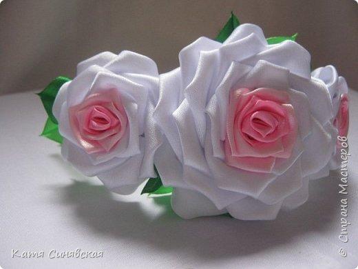 Очень люблю делать розы, хоть и сделала их уже не мало, но всё равно нравится.... фото 3