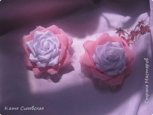 Очень люблю делать розы, хоть и сделала их уже не мало, но всё равно нравится.... фото 5