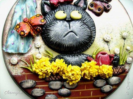 Доброго времени суток, Страна! С первым днем весны вас всех ! Продолжаю кошачью тему))))))  фото 4