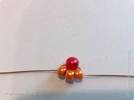 Белочка в технике объемного паралельного плетения. Это мое творение. Белочка была придумана мною несколько лет назад. Решила сделать очень подробный мастер-класс. Надеюсь, что вам понравится) фото 4
