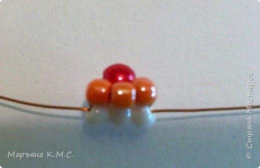 Белочка в технике объемного паралельного плетения. Это мое творение. Белочка была придумана мною несколько лет назад. Решила сделать очень подробный мастер-класс. Надеюсь, что вам понравится) фото 6