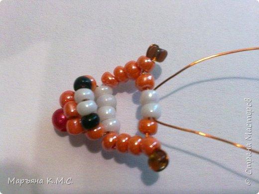 Белочка в технике объемного паралельного плетения. Это мое творение. Белочка была придумана мною несколько лет назад. Решила сделать очень подробный мастер-класс. Надеюсь, что вам понравится) фото 13