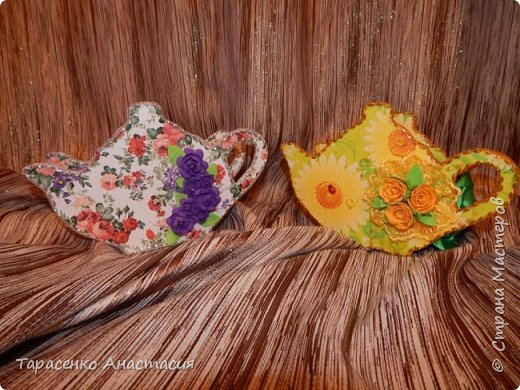 Мои рукоделки к 8 марта фото 5
