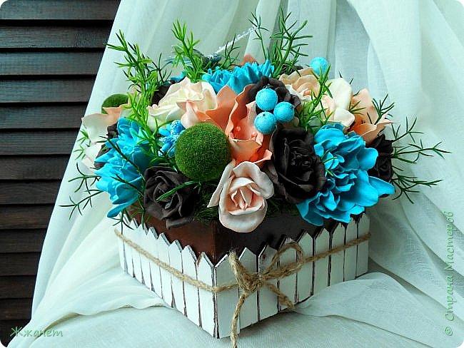 Клумба с цветами №1. фото 6