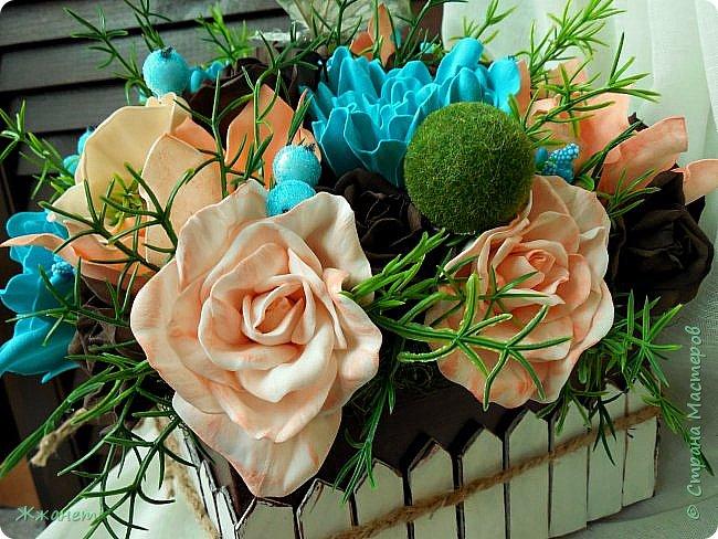 Клумба с цветами №1. фото 4