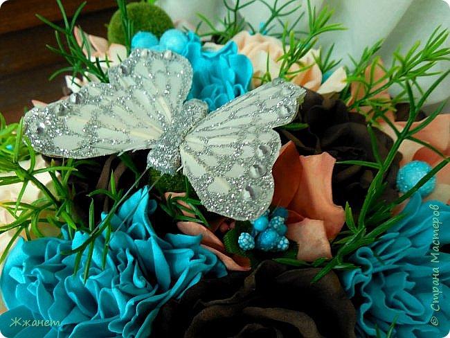 Клумба с цветами №1. фото 3