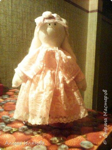 текстильные куколки снежки фото 5