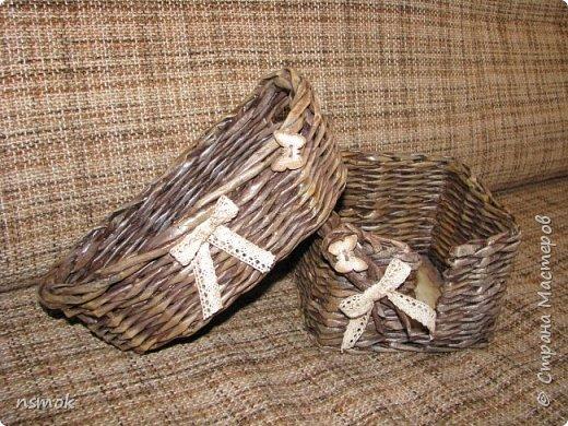 Мои первые плетушки фото 3