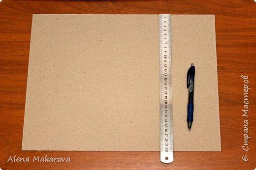 МК папка для документов. Часть 1. фото 4