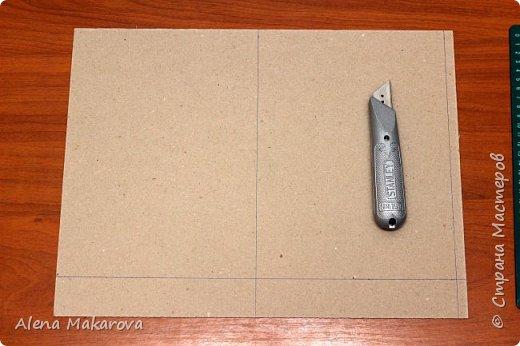МК папка для документов. Часть 1. фото 5