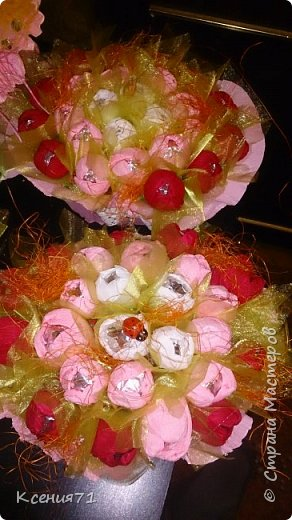 Конфеты марсианка (25 штук), а те что покрупнее конфеты славяночка  фото 2
