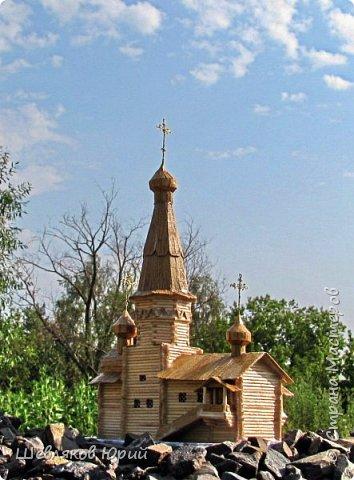 церковь Вознесенская. 1669 г. Малые Карелы. с. Кушерека, Онежского р-на фото 2