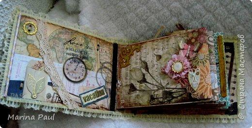 Альбом из конвертов  фото 2