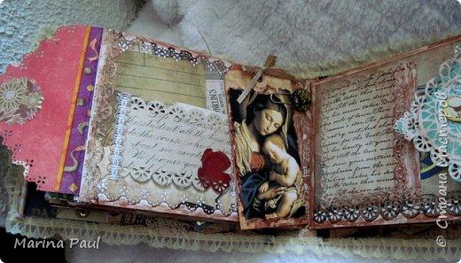 Альбом из конвертов  фото 4