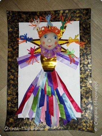 Решили поучаствовать в школьном конкурсе плакатов к Масленице и вот ,что у нас получилось:) фото 1