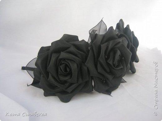 Очень люблю делать розы, хоть и сделала их уже не мало, но всё равно нравится.... фото 8