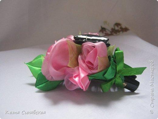 Очень люблю делать розы, хоть и сделала их уже не мало, но всё равно нравится.... фото 9