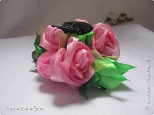 Очень люблю делать розы, хоть и сделала их уже не мало, но всё равно нравится.... фото 10