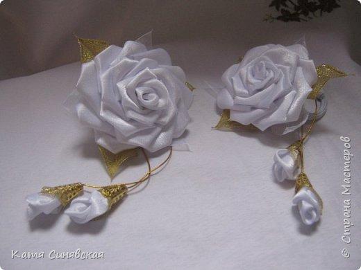 Очень люблю делать розы, хоть и сделала их уже не мало, но всё равно нравится.... фото 11