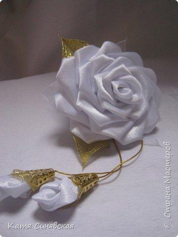 Очень люблю делать розы, хоть и сделала их уже не мало, но всё равно нравится.... фото 12