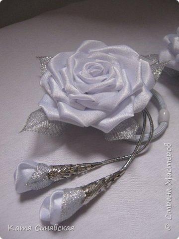 Очень люблю делать розы, хоть и сделала их уже не мало, но всё равно нравится.... фото 14