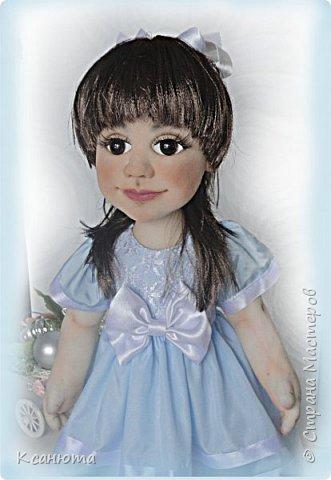 Маленькая принцесса.Кукла по фото. фото 6
