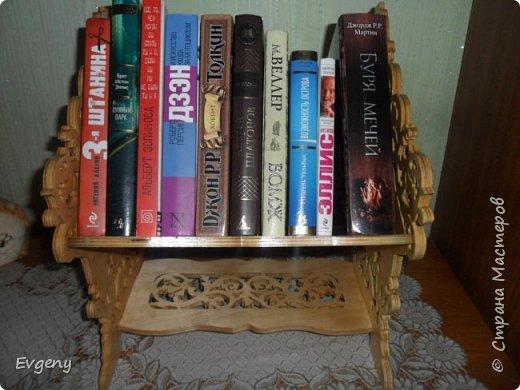 Полка для книг фото 4